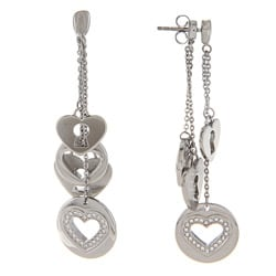 Fossil Jewelry Women's Stainless Steel Earrings