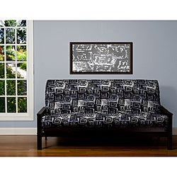 Cosmotech 6-inch Deep Queen-size Futon Cover