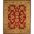 Antep Red Agra Rug (5'2 x 7'2)