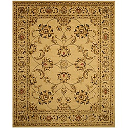 Antep Ivory Agra Rug (8'2 x 9'10)