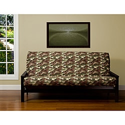 Galaxy Camo 6-inch Deep Queen-size Futon Cover