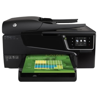 HP Officejet 6600 H711A Inkjet Multifunction Printer - Color - Photo