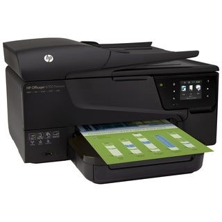 HP Officejet 6700 H711N Inkjet Multifunction Printer - Color - Photo