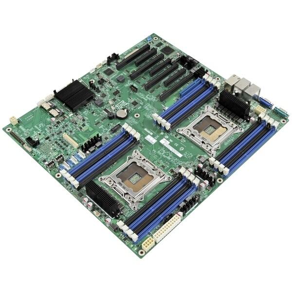 Intel S2600IP4 Server Motherboard - Intel C600-A Chipset - Socket R L