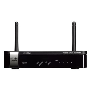 Cisco RV180W IEEE 802.11n Wireless Security Router