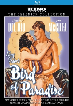 Bird of Paradise (Blu-ray Disc)