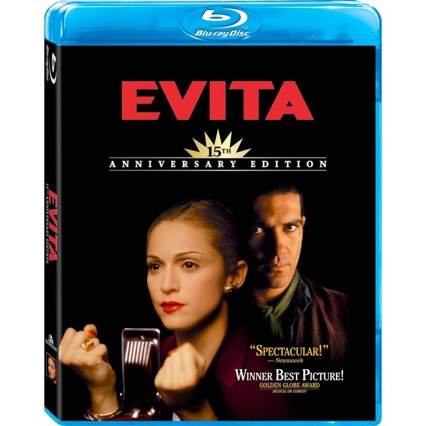 Evita (15th Anniversary Edition) (Blu-ray Disc) 8889280