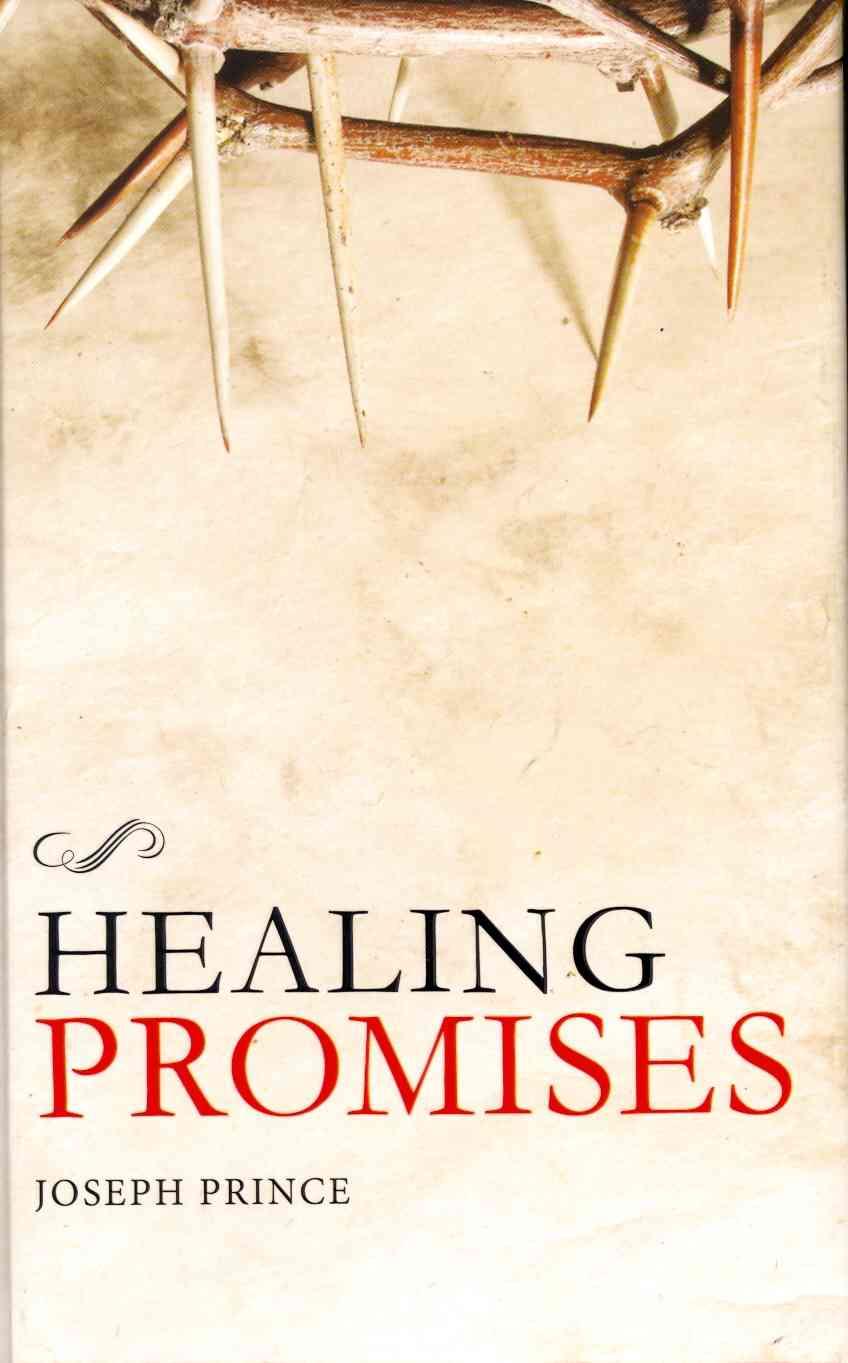 Healing Promises (Hardcover)
