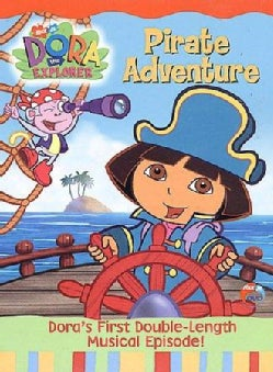 Dora The Explorer: Dora's Pirate Adventure (DVD)