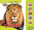 In the Savanna (Board book)
