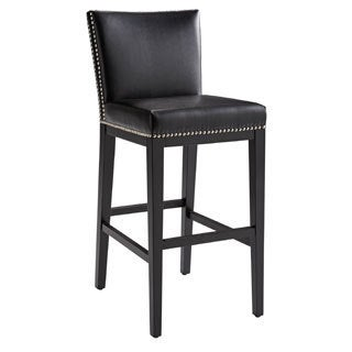 Sunpan '5West' Bonded Leather Vintage Barstool