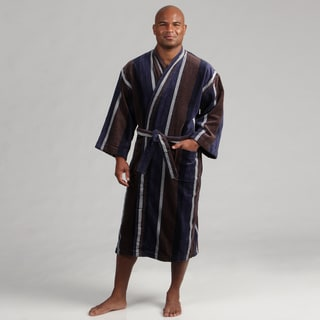 Majestic Men's 'Terry' Velour Tie-waist Robe