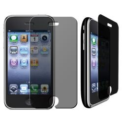 BasAcc Privacy Screen Filter Protector for Apple iPhone 3G/ 3GS
