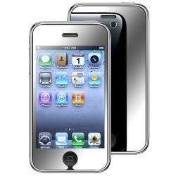 BasAcc Mirror Screen Protector for Apple iPhone 3G/ 3GS