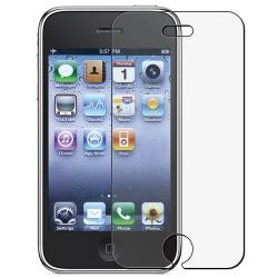 BasAcc Clear Anti-Glare Screen Protector for Apple iPhone 3G/ 3GS