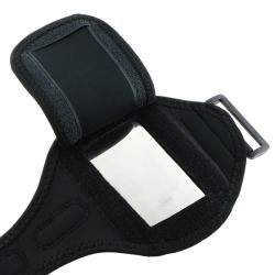 BasAcc Black Deluxe SportBand for iPod Video