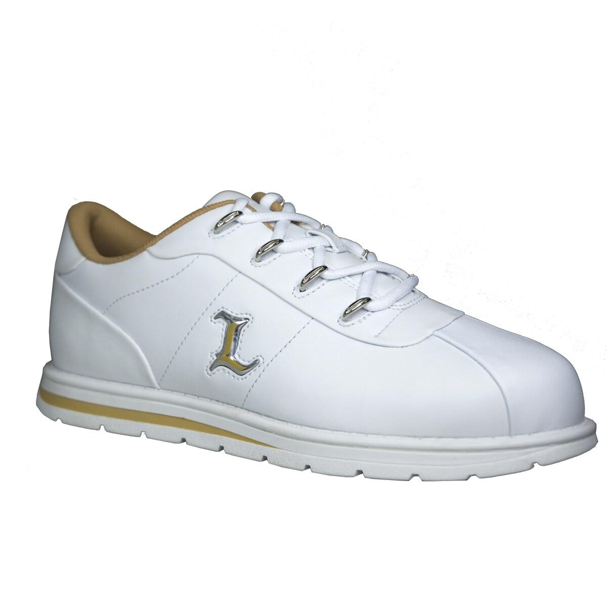 Lugz Men's 'Zrocs DX' White/ Wheat Sneakers