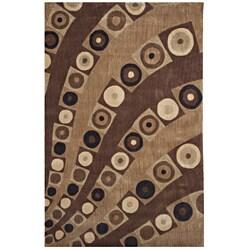 """Dynasty Hand-tufted Multi Area Rug (7'9""""x10'9)"""