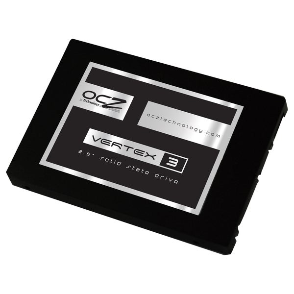 "OCZ Storage Solutions Vertex 3 VTX3-25SAT3-90G 90 GB 2.5"" Internal So"