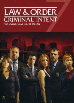 Law & Order: Criminal Intent Season 7 (DVD)