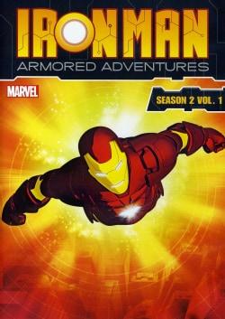 Iron Man: Armored Adventures Season 2 Vol. 1 (DVD)