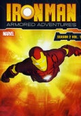Iron Man: Armored Adventures Season 2 Vol. 1 (DVD)