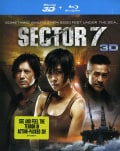 Sector 7 3D (Blu-ray Disc)