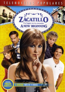 Zacatillo, Un Lugar En Tu Corazon (DVD)