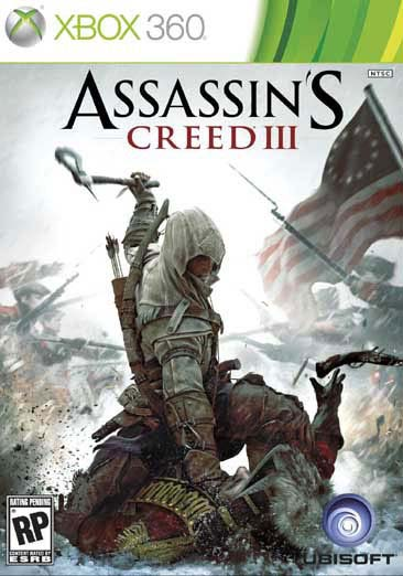 Xbox 360 - Assassin's Creed III