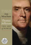 Thomas Jefferson: The Art of Power (Paperback)
