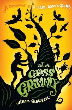 In A Glass Grimmly (Hardcover)