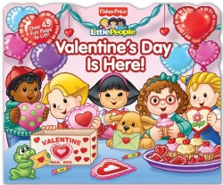 Valentine's Day Is Here! (Board book)