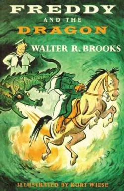Freddy and the Dragon (Paperback)
