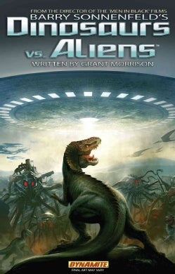 Barry Sonnenfeld's Dinosaurs vs. Aliens (Hardcover)