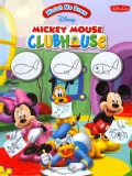 Watch Me Draw Disney Mickey Mouse Clubhouse (Hardcover)