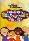 Sunday School Sing-A-Long Songs (DVD)