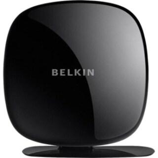 Belkin IEEE 802.11n 300 Mbit/s Wireless Range Extender - ISM Band - U