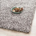 Safavieh Medley Textured Shag Grey Rug (3' x 5')