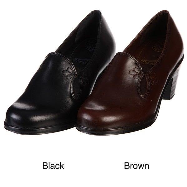 Dansko Women's 'Beth' Leather Shoes