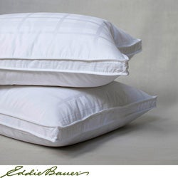 Eddie Bauer Best Medium Firm Standard-size Feather Pillow