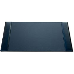 "Dacasso Econo-line Faux-leather Desk Pad with Felt Bottom (30"" x 18"")"