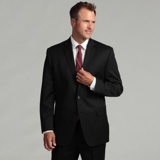 Calvin Klein Men's Two-button Wool Suit