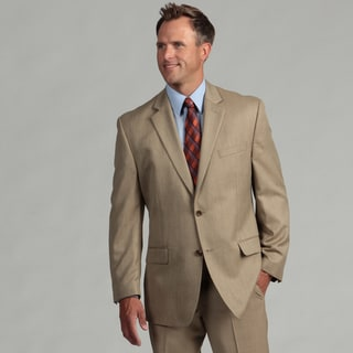 MICHAEL Michael Kors Men's Tan Two-button Sport Coat FINAL SALE