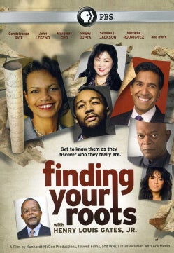 Finding Your Roots (DVD)