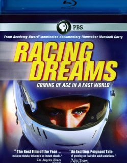 POV: Racing Dreams- Coming Of Age In A Fast World (Blu-ray Disc)