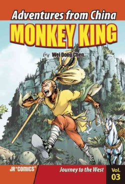 Monkey King 3: Journey to the West (Paperback)
