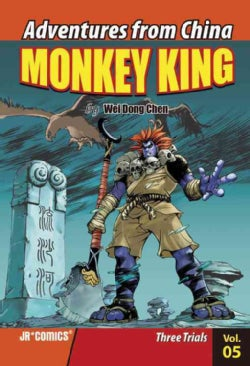 Monkey King 5: Three Trials (Paperback)