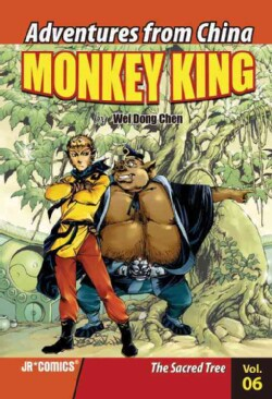 Monkey King 6: The Sacred Tree (Paperback)