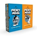 Walt Disney's Mickey Mouse: High Noon at Inferno Gulch and House of the Seven Haunts (Hardcover)