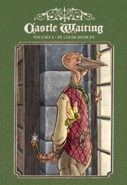 Castle Waiting 1 (Paperback)